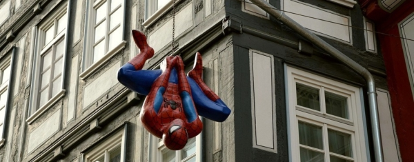 Digital Marketing from Spider Man
